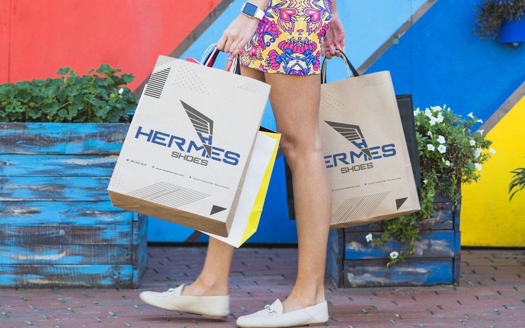 Lavoro eseguito per Hermes Sport Store