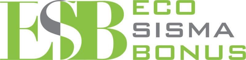 Eco sisma bonus restyling logo